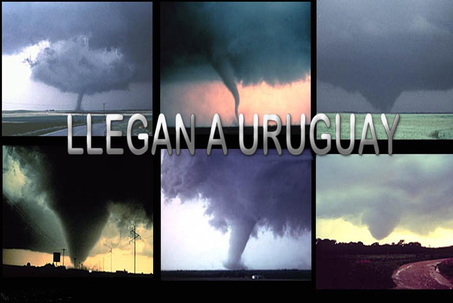 Que son los tornados?